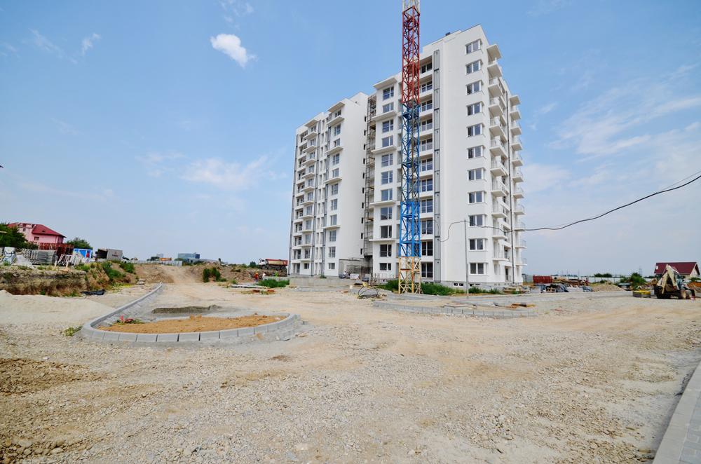Apartamente Estic Park