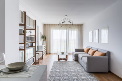 2 rooms Apartment - D1 type, Solis building